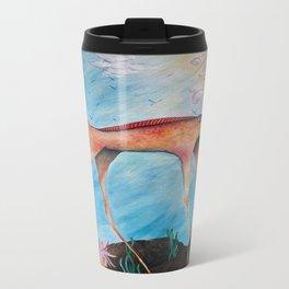 Long Legged Koi Travel Mug