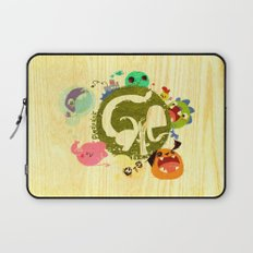 CARE - Love Our Earth Laptop Sleeve