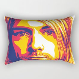 Cobain Rectangular Pillow