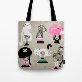 MULTIPLE CHOICE Tote Bag