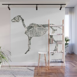 year of the horse: part 2 Wall Mural