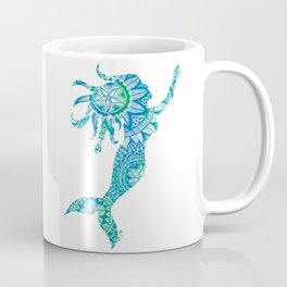 Mer-mazing Mermaid! Coffee Mug