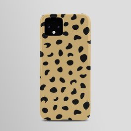 Leopard Print - Warm Neutral Android Case