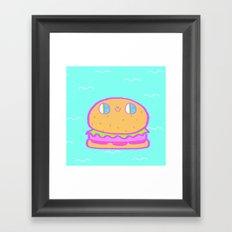 080516 Framed Art Print