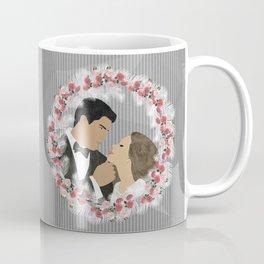 Wedding Wreath Coffee Mug