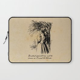 Anne of Green Gables - Kindred Spirits Laptop Sleeve