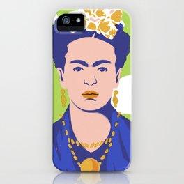 Frida Life iPhone Case
