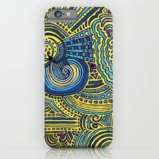 Drawing Meditation - Yellow Slim Case iPhone 6s