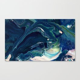Oceanworld Canvas Print