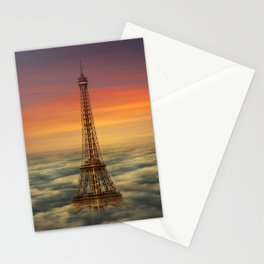 Sous Le Ciel De Paris Stationery Cards
