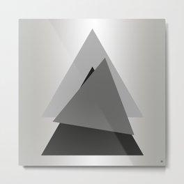 FailedIV/ Metal Print