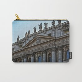 Vatican City Carry-All Pouch