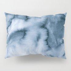 grey blues Pillow Sham