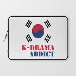 K-drama Addict Laptop Sleeve