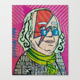 Bowie Ben Canvas Print