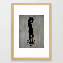 Siouxsie  Framed Art Print