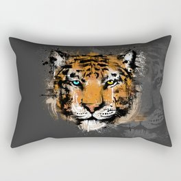 Mushin (no mind) Rectangular Pillow