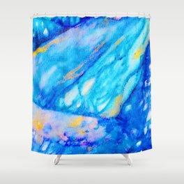 Rain in the Sun #society6 #decor #buyart Shower Curtain