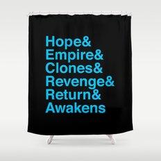 Machete Order Shower Curtain