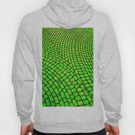 Green Brick Road Hoody