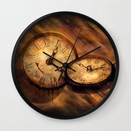 Die Zeit vergeht im Flug Wall Clock