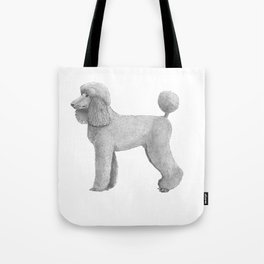 Poodle - standard - abricot Tote Bag