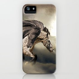 The Great Spirit iPhone Case