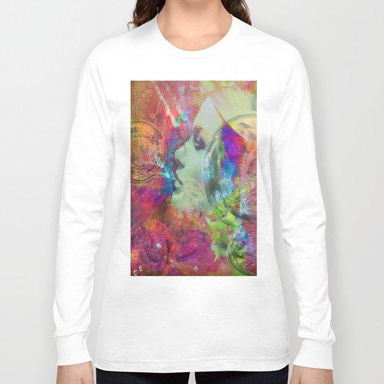 """"""" Isabella """"  Long Sleeve T-shirt"""