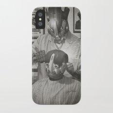 Cyber Barber Slim Case iPhone X