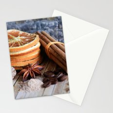 Spices Of Life Stationery Cards