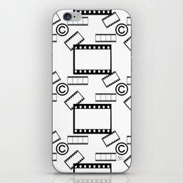 Film © pattern iPhone Skin