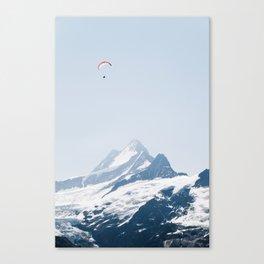 Grindelwald First – Switzerland Canvas Print
