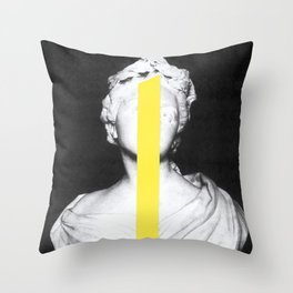 Corpsica 6 Throw Pillow