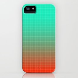 Heating Up In Miami iPhone Case