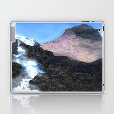 Canadian Mountain Scene Laptop & iPad Skin