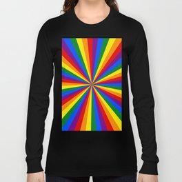 Eternal Rainbow Infinity Pride Long Sleeve T-shirt