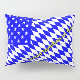 United families of Bavaria ... Pillow Sham