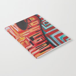 Abstract Coyote Notebook