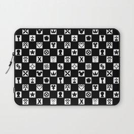 Kingdom Hearts Grid Laptop Sleeve