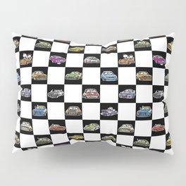 Crazy Car Art 0158 Pillow Sham