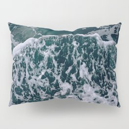 Waves and me Pillow Sham