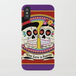 Los Novios (English) iPhone Case