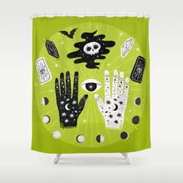 Let Your Magic Show You The Way Shower Curtain