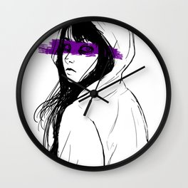 Ophelia's Syndrome: chapter one Wall Clock