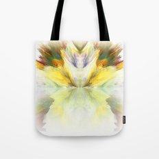 Winter Bloom Tote Bag