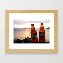 Alaskan Summer Framed Art Print
