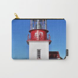 Lighthouse Cap-Chat Quebec Carry-All Pouch