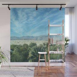 Palm Desert Mountains California Wall Mural