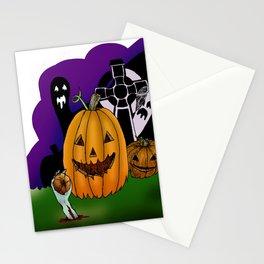 Pumpkin Stationery Cards