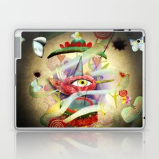 Hidding our loneliness sweetness  Laptop & iPad Skin